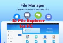 es file explorer for pc